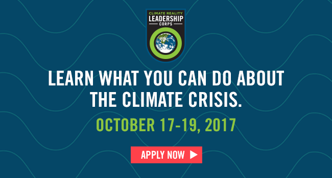 Apply to Become A Climate Leader, Help America Protect the Climate