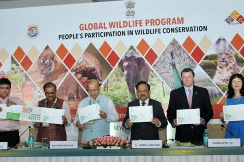 MoEFCC Launches App on Wildlife in India, Action Plan 2017-2031