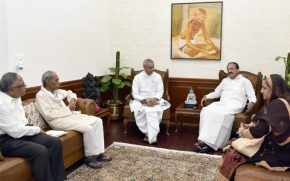 Vice President of India Calls for Promoting Zero-Budget Natural Farming