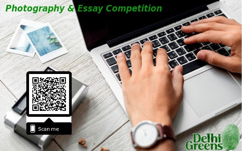 Delhi Greens Invites Entries for Photography and Essay Competition