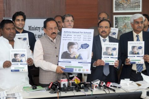 Asthma Manual for Schools Launched by Environment Minister
