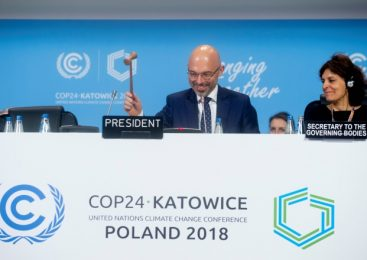 Bluewater Hails Katowice Climate Package