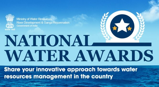 Nominate Your RWA for the National Water Awards