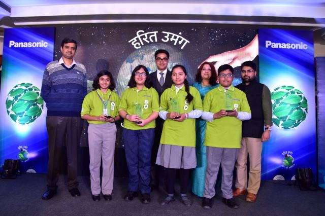 Panasonic Launches Harit Umang, Joy of Green Initiative