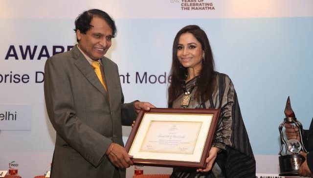 Jindal Steel Bags the FICCI CSR Award for Women Empowerment