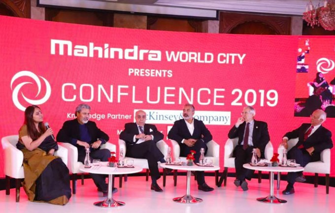 Mahindra World City Confluence 2019 Pushes Towards The Rise of Resilience