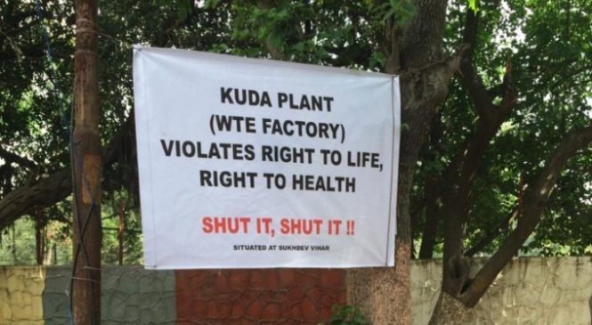Waste to Energy Plants and Why are People Protesting Against Them