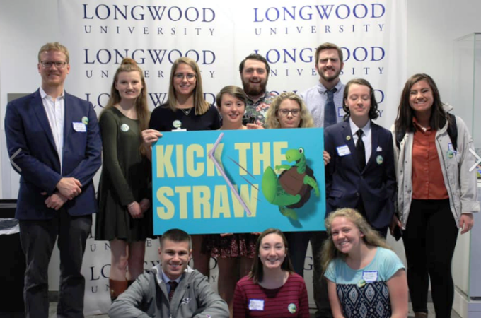 Contest for Pledge Against Straws Helps Beat Plastic Pollution in US