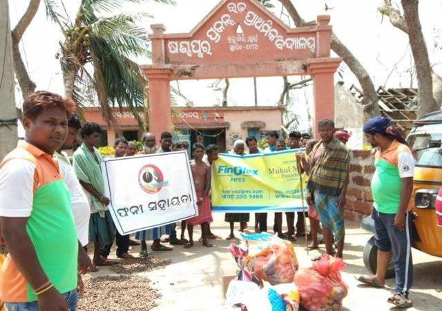 Corporate India Commits Itself to Odisha Rehabilitation Post-Fani