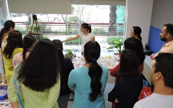 Agilent India Celebrates Environment Day With Workshops by Delhi Greens
