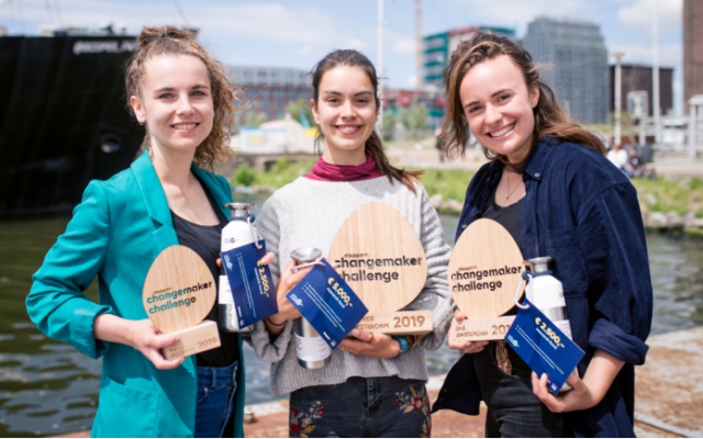 Dopper Changemaker Challenge to #BeatPlasticPollution. Amazing Ideas!