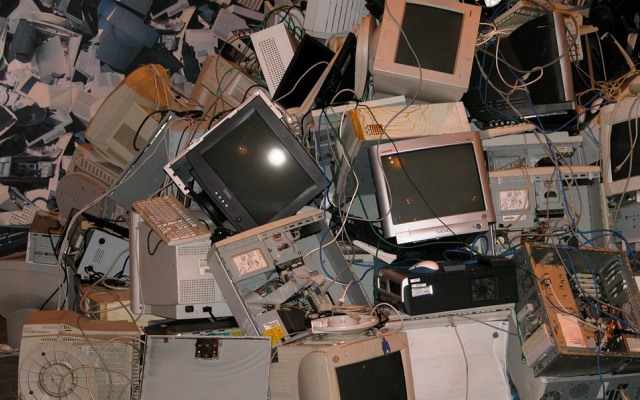 Messe Frankfurt Conducts E-waste Collection Drive on Environment Day