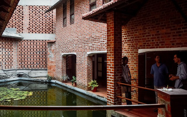 Laurie Baker: the Gandhian Architect Who Constructed for Sustainable Development