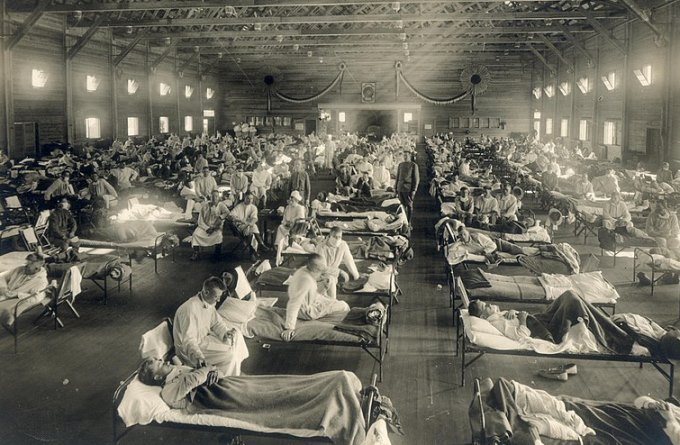 What is the Spanish Flu That Had Even Infected Gandhi