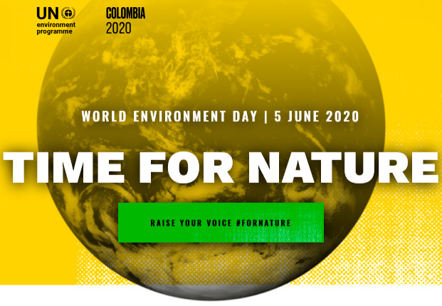 Time for Nature Indeed, this World Environment Day