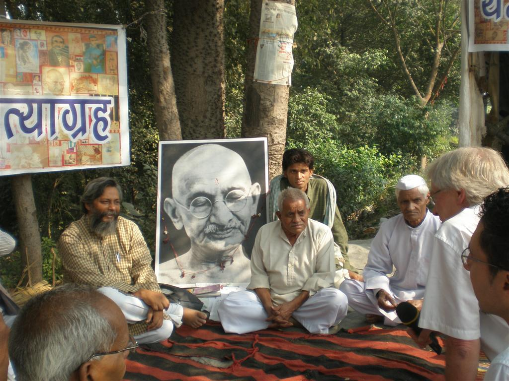 Yamuna Satyagraha: Campaign to Save a River