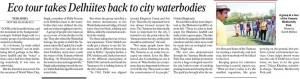 Delhi Greens Urban Ecotourism Indian Express