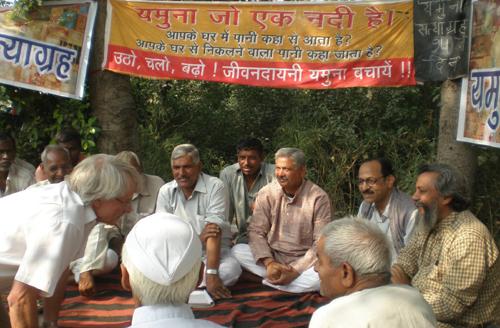 Delhi High Court Defends Yamuna, CWG Village Construction still Underway
