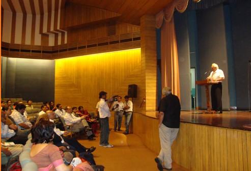 Kapil Sibal Talks Education for Sustainability