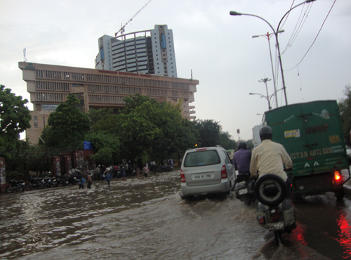 The Delhi Infrastructure Challenge