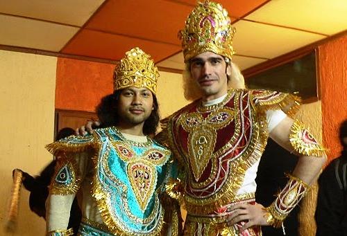 Ek Aur Dronacharya by Antraal Theater Group