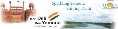 Invite: Launch of Meri Dilli Meri Yamuna Citizen's Initiative