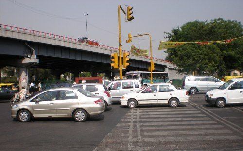 Civil Social Responsibility to Manage that Traffic Mess