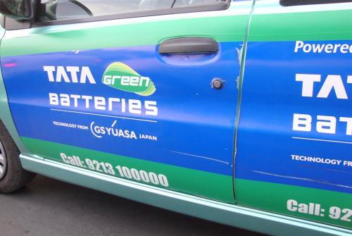 Tata Battery Go Green