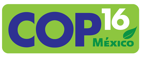 COP 16 Mexico: Vote for the Conference Logo