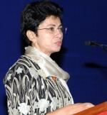 Tourism Minister Kum. Selja