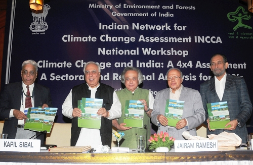 Another Leap: India Releases 4X4 Assessment Report on Climate Change Impacts