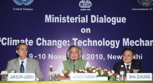 Follow-up: Technology Mechanism in Delhi Ministerial Dialogue on Climate Change
