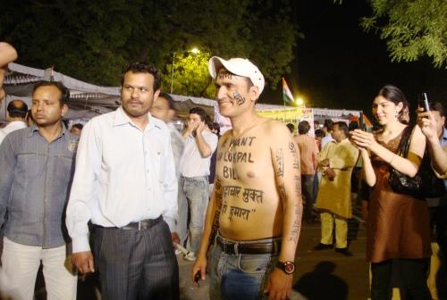 Anna Hazare Phenomenon