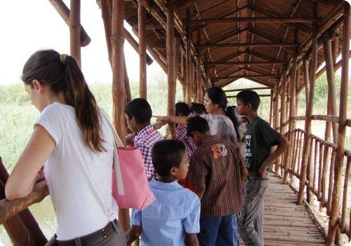 Invite to Urban Ecotourism Bus Tour Exploring the Lifelines of Delhi