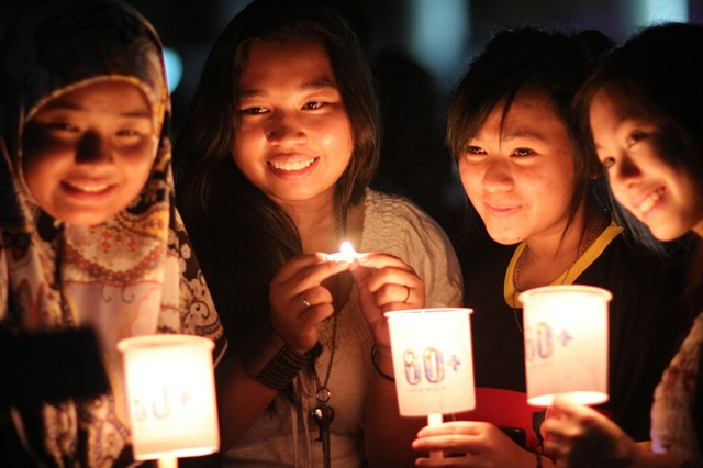 Earth Hour 2012: Uniting People to Protect the Planet