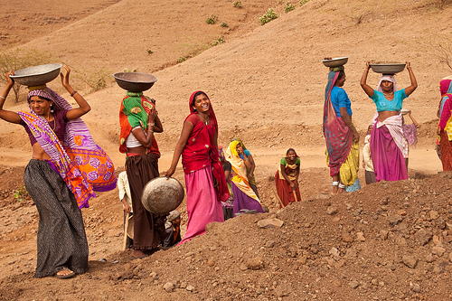 MGNREGA Extends Helping Hand in the Fight Against Climate Change