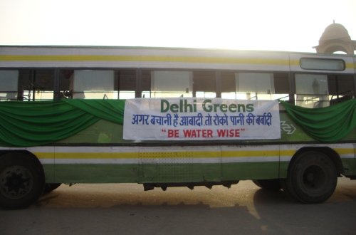 At the Brink of a Crisis: Ground Water Scenario in Delhi