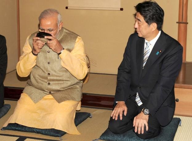 Making Culture Matter – Prime Minister Narendra Modi at a Tea Ceremony in Tokyo, Japan