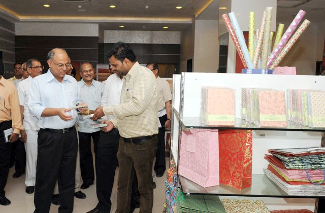 KVIC Launched Green Stationery Exhibition on World Environment Day