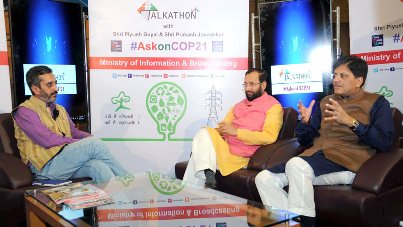 environment-and-energy-minister-at-cop21-talkathon