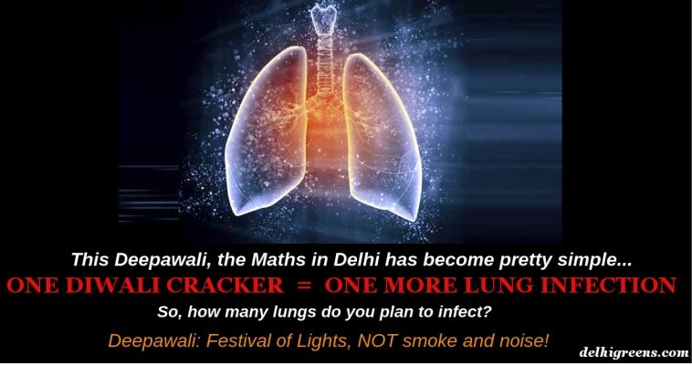 Delhi Greens Wishes Everyone a Green and Safe Deepawali