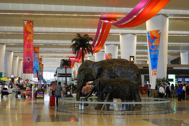 Delhi Airport Wins International Safety Award