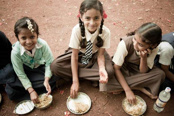 Akshaya Patra Foundation Receives Nikkei Asia Prize 2016