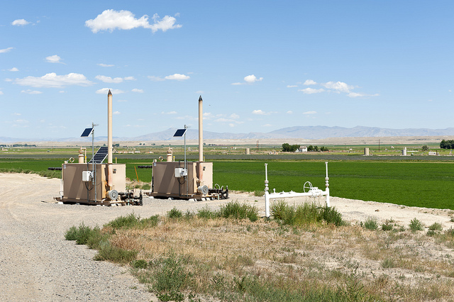 High VOCs Found in US Citizens Living Around Oil & Gas Fields