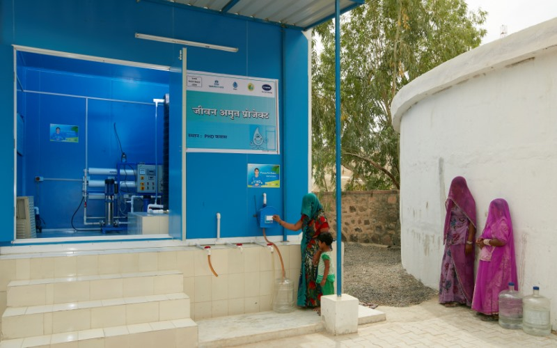 This is What a Water ATM Looks Like