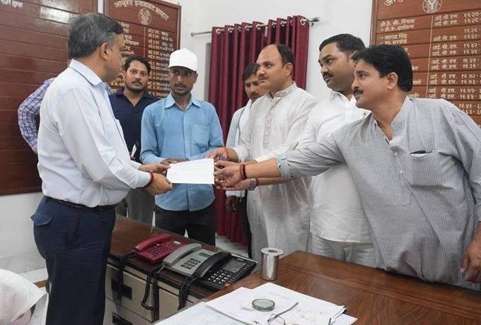 Allahabad with IAS Rajan Shukla