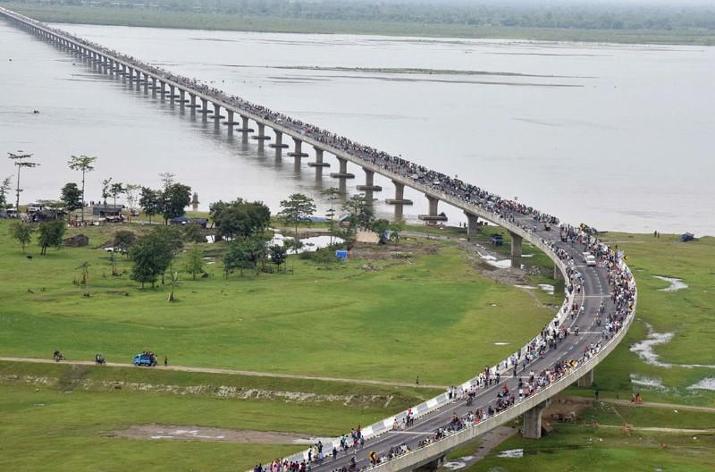 Bridging the Divide: 9.15 km Long Dhola-Sadiya Bridge to Northeast India