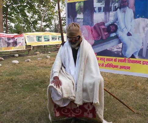 Sadhus Vs Mafia Again: When Will the Govt Stop Killing River Ganga