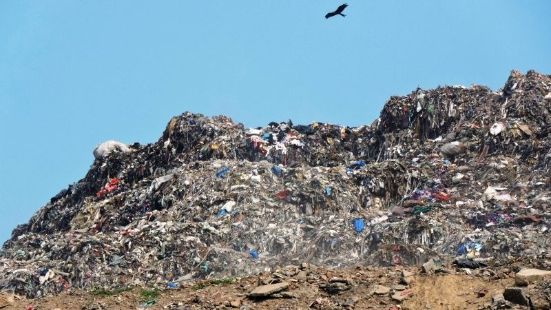 Are the Three Giant Landfills in Delhi Even Legal?