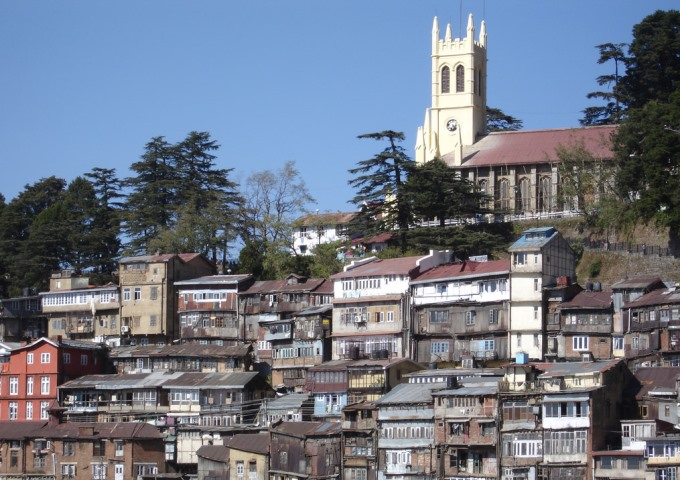 Shimla Does a Cape Town. (And What You Can Do to Help)